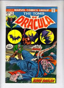 Tomb of Dracula #15 (Dec-73) VF/NM High-Grade Dracula