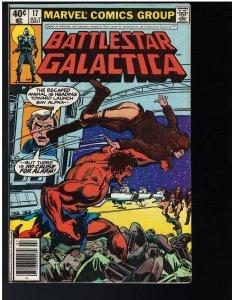 Battlestar Galactica #17 (Marvel, 1980)