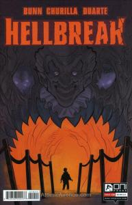 Hellbreak #10 VF/NM; Oni Press | save on shipping - details inside