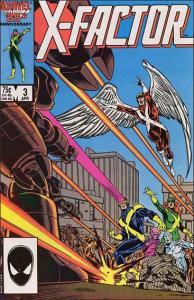 Marvel X-FACTOR (1986 Series) #3 VF