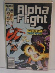 Alpha Flight #31