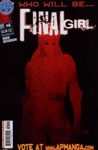 Final Girl #4 VF/NM; Antarctic | save on shipping - details inside