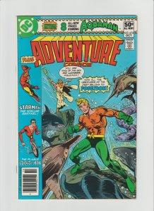 Adventure Comics #476 VF (1980, DC Comics) Cover art by Ross Andru