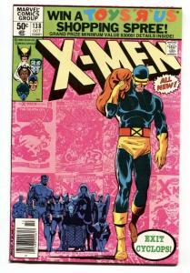 X-MEN #138 1980 comic book-JEAN GREY FUNERAL  Marvel