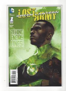 Green Lantern: Lost Army #1 - John Stewart Variant - 1st Print - DC NM