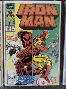 Iron Man #255 (1990)