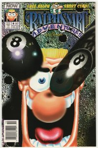 Ralph Snart Adventures #4 (NOW Comics, 1993) FN-