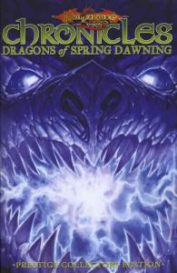 Dragonlance: Chronicles (Vol. 3) #9B VF/NM; Devil's Due | save on shipping - det