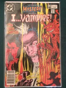House of Mystery presents I... Vampire #319