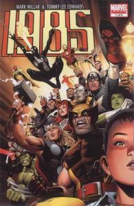 Marvel 1985 #1B VF; Marvel | save on shipping - details inside
