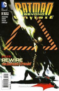 Batman Beyond Universe #3 FN; DC | save on shipping - details inside