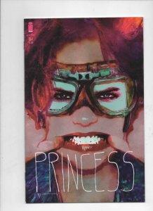 WALKING DEAD #184 NM Zombies, Horror, Fear, Kirkman, 2003 2018, Princess Variant