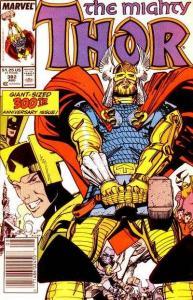 Thor (1966 series) #382, NM + (Stock photo)