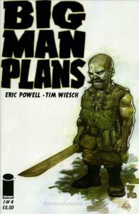 Big Man Plans #1 VF/NM; Image | save on shipping - details inside