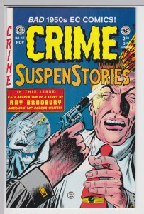 Crime SuspenStories 17 - Nov 1996 NM Gemstone