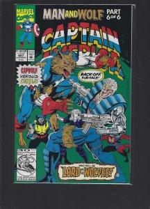 Captain America #407 (1992)