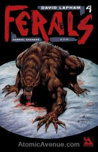 Ferals #4 VF; Avatar | save on shipping - details inside