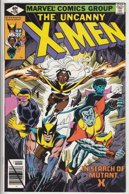 X-Men #126 (Oct-79) NM Super-High-Grade X-Men