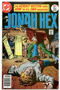 Jonah Hex 1 Apr 1977 VF-NM (9.0)