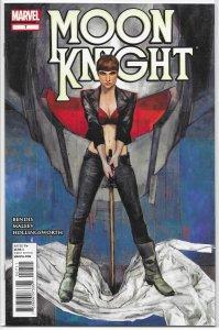 Moon Knight   vol. 4   #  7 NM