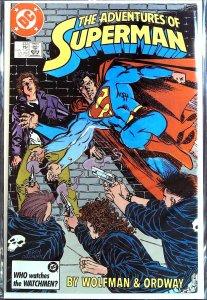 Adventures of Superman #433 (1987)