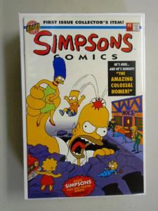 Hi-Grade Simpsons Lot 36 Different From:#1-49 8.0 VF or Better (1993-2000)