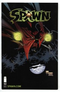 SPAWN #102 2000-Angela-Image comic book NM-