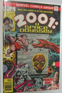 2001:A Space Odyssey KIRB4 #1 8.0 VF (1976)