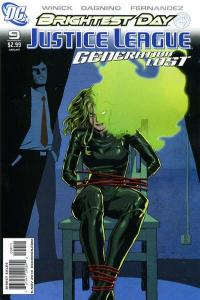 Justice League: Generation Lost #9, NM (Stock photo)