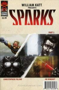Sparks #3 FN; Catastrophic | save on shipping - details inside