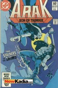 Arak/Son of Thunder #6, VF- (Stock photo)