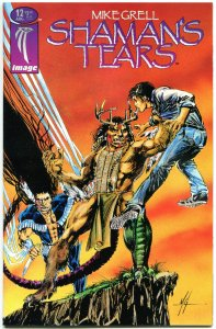 SHAMAN'S TEARS #0 1 2 3 4 5 6 7 8 9 10-12, VF/NM, 1993, 13 issues, Mike Grell