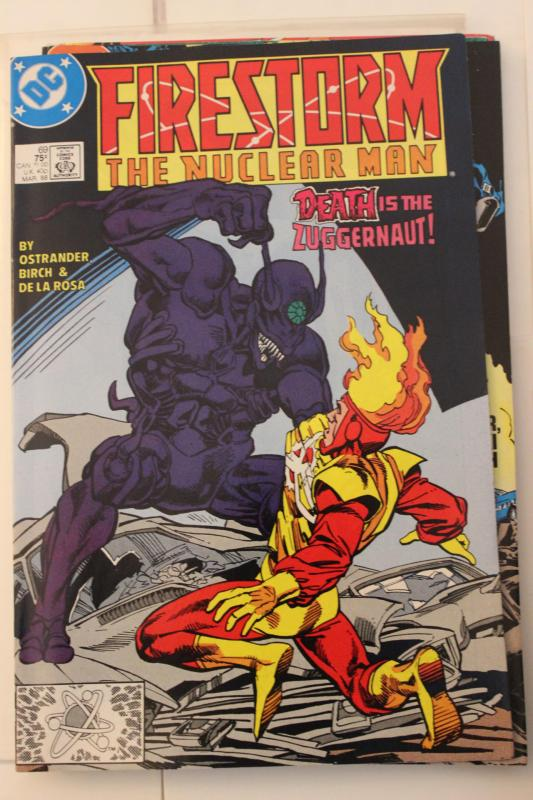 The Fury of Firestorm  69 9-0-vf-nm