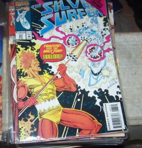 Silver Surfer #83 (Aug 1993, Marvel)  infinity crusade +firelord