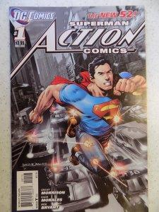 Action Comics #1 (2011)