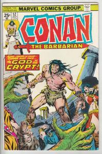 Conan the Barbarian #52 (Jul-75) VF High-Grade Conan the Barbarian