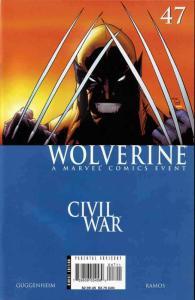 Wolverine (Vol. 3) #47 VF/NM; Marvel | save on shipping - details inside