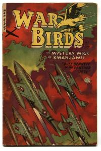 WAR BIRDS #2-1952-WWII-Korean war-comic book