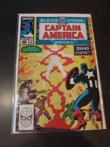 Captain America #362 (1989)