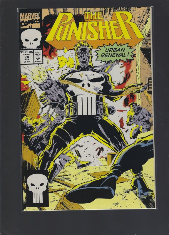 The Punisher #74 (1993)