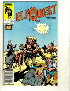 Lot of 12 Elf Quest Marvel Comics # 2 3 4 5 10 11 12 14 15 16 17 18 WS6