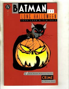 Batman Long Halloween Complete DC Comics Ser # 1 2 3 4 5 6 7 8 9 10 11 12 13 SM8