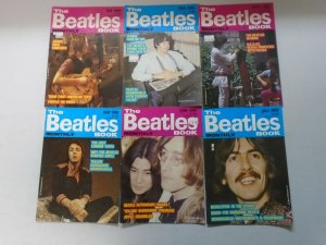 The Beatles Book Monthly magazine lot 12 different issues (1987-88)