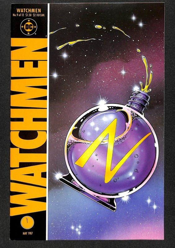 Watchmen #9 (1987)