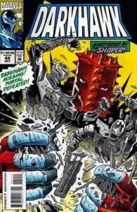 Darkhawk #44 VF/NM; Marvel | save on shipping - details inside