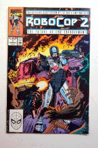 RoboCop 2 Vol 1, #1 Late August 1990