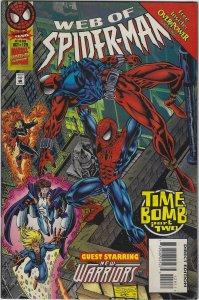 Web Of Spider-Man @129
