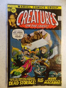Creatures on the Loose #14 (1971)