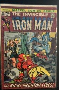 Iron Man #44 (1972)