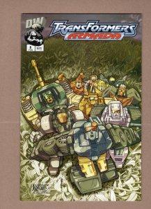Transformers: Armada (CA) #8 (2003) NM